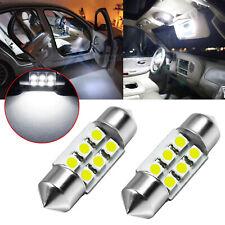 31MM DE3175 DE3022 Festoon LED Interior Ceiling Dome Light Bulb 6461 6000K White