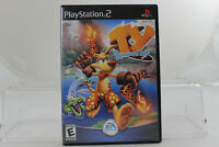 Ty the Tasmanian Tiger (Sony PlayStation 2, 2002) PS2 Complete with Manual