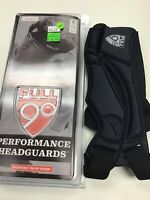 New Select Full 90 Performance Headguards Small Black NWT