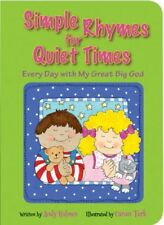 Simple Rhymes for Quiet Times: Every Day with My G