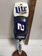 Miller Lite #2 Nascar beer tap handle. Miller/Coors. Usa