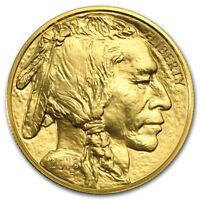2018 1 oz Gold Buffalo Coin Brilliant Uncirculated - SKU #159695