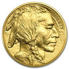 SPECIAL PRICE! 2018 1 oz Gold Buffalo Coin Brilliant Uncirculated - SKU #159695