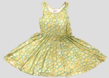 NWT Dot Dot Smile TANK Twirl Dress Summer Knit Girl Sleeveless Green *8/10