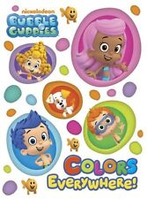 Colors Everywhere! (Bubble Guppies) (Board Book) by Random House