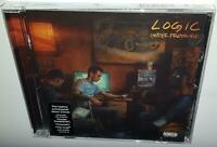 LOGIC UNDER PRESSURE (2014) BRAND NEW SEALED CD
