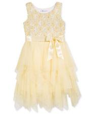 BONNIE JEAN® Girls' 5, 6 Sequin Top Tulle Skirt Dress NWT $74