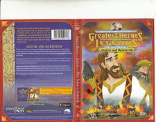 Greatest Heroes Legend:Of The Bible-Sodom And Gomoeeah-Religion-Bible-DVD