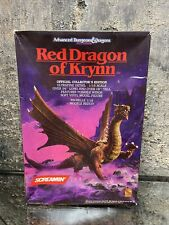 Screamin' Dungeons and Dragon Red Dragon of Krynn 1/15 Soft Vinyl Model figure