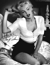 MARILYN MONROE SIGNED AUTOGRAPH 8.5 X11 PHOTO REPRINT SEXY HOLLYWOOD MOVIE STAR