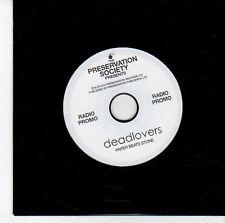 (EE994) Deadlovers, Paper Beats Stone - 2012 DJ CD