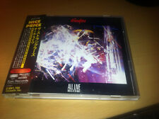 "THE STRANGLERS ""All Live And All Of The Night"" JAPAN cd +6 BONUS TRACKS"