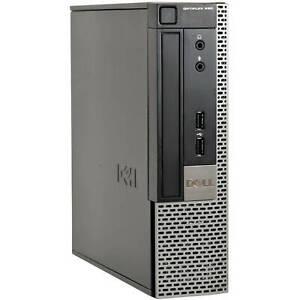 Dell OptiPlex  Intel i7 Desktop With 8GB RAM 500GB Hard drive