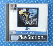 Road Rash (Sony PlayStation 1, 2000, Keep Case)