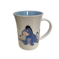 Eeyore 3D, Embossed  Coffee Mug, Cup Winnie the Pooh,  The Disney Store 12oz