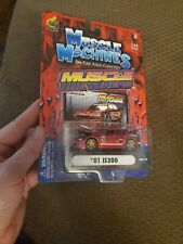 Muscle Machines Tuners 2001 Lexus IS300 Street Racing T03-59 Release J 1:64