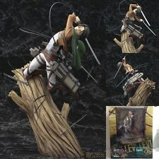 Collection Attack On Titan Figure Levi 1/8 Scale Pre-Painted New in Box
