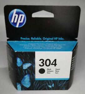 HP 304 Druckerpatrone - schwarz