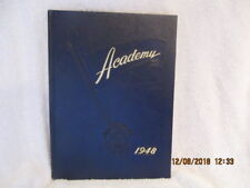 1948 Senior Yearbook Milwaukee University School WI Great Photos & Grades K-12