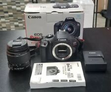 Canon EOS Rebel T6i / EOS D750 24.2MP Digital SLR Camera - Black (Kit w/ 18-55mm