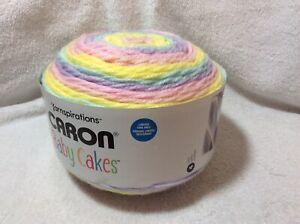 Yarnspirations Caron Baby Cakes Yarn Candy Hearts