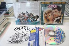 A109 GREASE / OST JAPAN CD UICY-3581 OBI