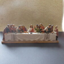 The Last Supper Sculpted Figurine the Juliana Collection Religious Gift