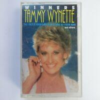 Tammy Wynette Winners (Cassette)