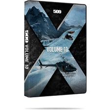 509 Films Snowmobile DVD Volume 10 - Backcountry - STUNTS - Chris Burandt - NEW