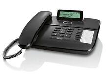 Gigaset DA710 Analoges Telefon Schwarz