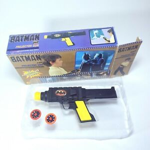1989 Toy Biz Batman Projector Gun