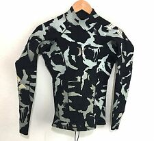 Hurley Mens Wetsuit Top Long Sleeve Jacket 3/2 Size XXS