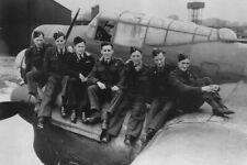 NEW 6 X 4 PHOTO WW2 RAF LANCASTER BOMBER 37