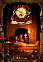 Laden der Träume - Das Rätsel des Pharao: Band 2 von Ahn... | Buch | Zustand gut
