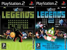Taito Legends 1 y 2 PS2 PAL