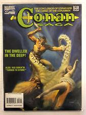 Conan Saga # 82 Gran Tamaño Cómic Revistas Marvel 1994