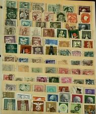 Portugal Stamps Lot of over 1050 Cancelled #6210