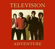TELEVISION ADVENTURE VINILE LP COLORED RED VINYL INDIES EXCLUSIVE NUOVO