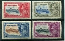 1935 Silver Jubilee Basutoland set unmounted mint see description