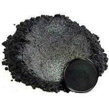 Eye Candy Mica Powder Pigment Samurai Black (25g) Multipurpose Diy Arts Crafts