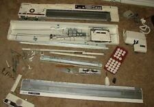 Knitking Compuknit Iv Knitting Machine + Rk900 Ribber + Gc Garder Carriage