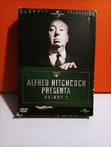 COFANETTO ALFRED HITCHCOCK PRESENTA VOLUME 2 OTTIME CONDIZIONI