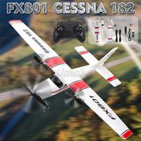FX801 RC Plane 2.4G RTF Remote Control Wingspan Aircraft w/Six-Axis Gyro Gift E