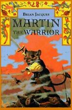 Redwall: Martin the Warrior by Brian Jacques (1994, Hardcover)(2)