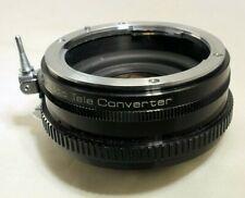 Vivitar 2X Telekonverter Objektiv Manuell Focus Nikon Non-Ai F Mount