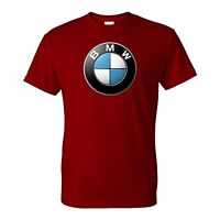BMW Red T-Shirt (sizes S-4XL) Ready to ship!