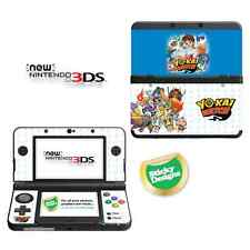 Yo-Kai Watch Vinyl Skin Sticker for NEW Nintendo 3DS (with C Stick)