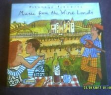 PUTUMAYO PRESENTS MUSIC FROM THE WINE LANDS CD