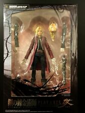 Play Arts Kai Edward Elric Ed Figure Fullmetal Alchemist Brand New Sealed MIB
