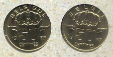 50 cent 1989 fr+vl * uit muntenset * FDC / UNC *